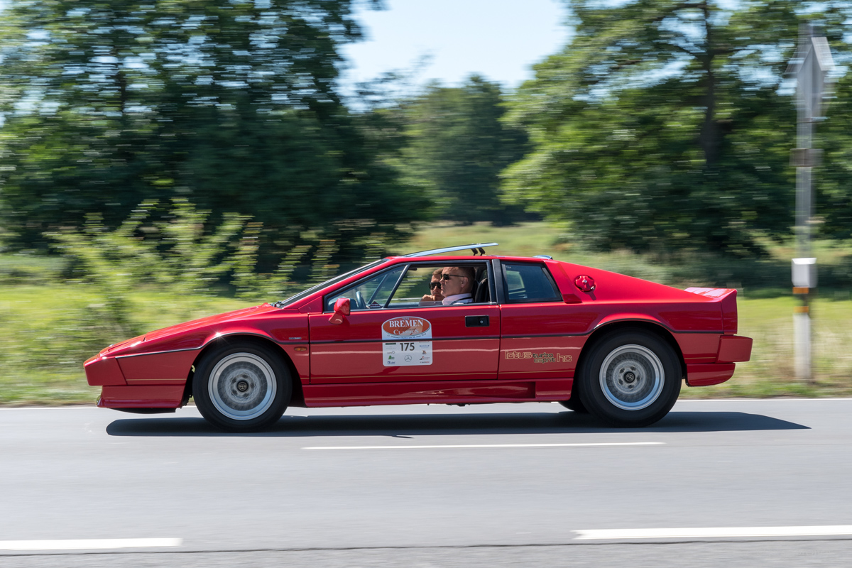 Lotus Esprit Turbo H.C. (1987)