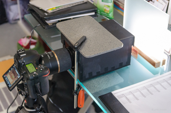 DIY Negavit-Scanner